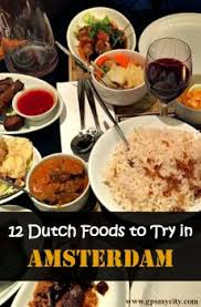 traditional cuisine 12 traditional foods you must try in amsterdam