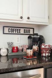 kitchen apartment decorating ideas our coffee station microwave cart coffee and