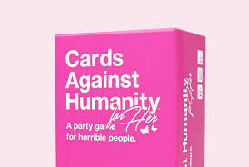 cards against humanity stores cards against humanity debuts pink for set costs 5 more time