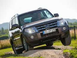 old mitsubishi montero mitsubishi pajero facelift launched in japan autoevolution