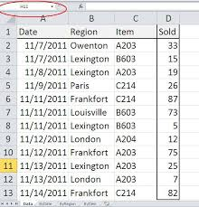 use consolidate to summarize excel data without sorting techrepublic
