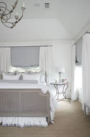 coastal style elegant bedrooms