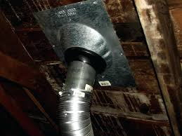 vent bathroom fan through roof venting bathroom fan into attic venting a bathroom running duct pipe