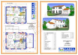 plan maison etage 3 chambres plan maison en etage maison françois fabie
