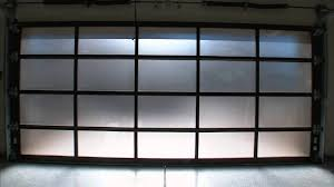 Glass Roll Up Garage Doors by New American Home 2014 Clopay Avante Collection Glass Garage