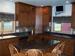Solid Surface Cabinets Countertop Styles U0026 Materials Ds Woods Custom Cabinets Decatur