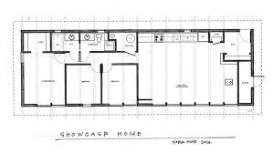 Passive Solar Floor Plans by Noble Home Pro Tour Nesea