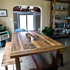 narrow dining room tables reclaimed wood dining room table reclaimed wood solid oak reclaimed barn wood