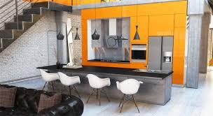 cuisine couleur orange idées de couleurs originales pour votre cuisine cuisines rema