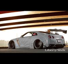 nissan gtr black edition body kit liberty walk lb performance works body kit ver 2 cfrp west