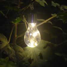 Outdoor Solar Fairy Lights by Compare Prices On Solar Hanging Lanterns Lights Outdoor Online