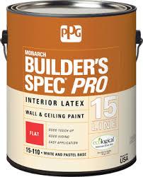 ppgpaints new home builder contractors