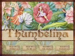thumbelina android apps on google play