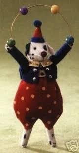 felts 50 s bowling pig car hop mouse ornaments midwest