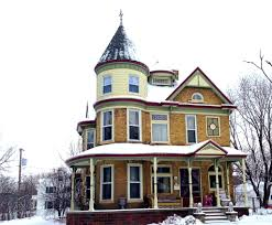 Queen Anne Victorian Coolest Houses In Minnesota 150 101
