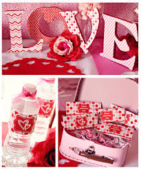 Valentine Decorations For A Party by Amanda U0027s Parties To Go Valentines Party Table Ideas
