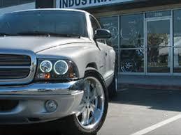 2001 dodge dakota tail light covers 2001 dodge dakota halo headlights install custom trucks sport