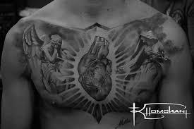 tony homchan tattoos brotherhood tattoo