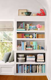 how to style your bookcase if you u0027re a hoarder a collector or a
