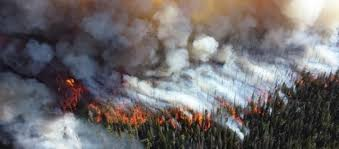Wildfire Bc Interactive Map by B C Wildfires Canadian Province In State Of Emergency As Fires