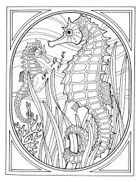 sea life coloring pages amazing with images of sea life 94 10843