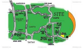 antipolo map st judith robinsons house lot for sale in san jose