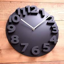 home decor wall clock wall clocks outad2017 home decoration big mirror wall clock