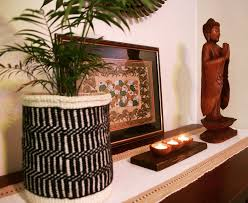 home decor blogs in kenya zen corner of our home balinese buddha indian pata chitra
