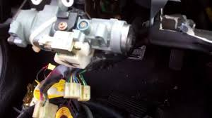 re 92 95 honda civic lock cylinder replacement youtube