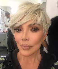 what is kris jenner hair color kris jenner undergoes amazing hair transformation as she dyes her