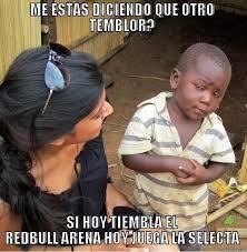 Funny Salvadorian Memes - temblor el salvador quickmeme