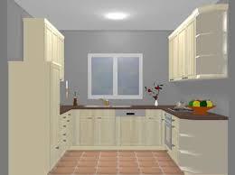 exemple de cuisine en u modele de cuisine en u cuisine equipee provencale cbel cuisines