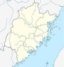 Fuzhou China Map by Fuzhou City Map China