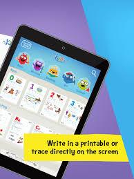 worksheets preschool u0026 kindergarten learning on the app store