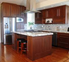 blue kitchen tile backsplash kitchen interior kitchen great kitchen with brown cabinet and