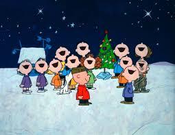christmas carolers christmas caroling