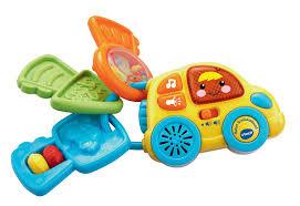 G Stige Kleine K Hen Vtech 80 150604 Baby U0027s Schlüsselbund Amazon De Spielzeug