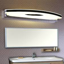Aliexpresscom  Buy Hot Modern Led Wall Mirror Lights For - Mirror lights for bathroom
