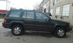 jeep cherokee green 1994 jeep grand cherokee information and photos zombiedrive