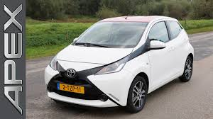 aygo toyota aygo 1 0 x play review english subtitles 2014 youtube