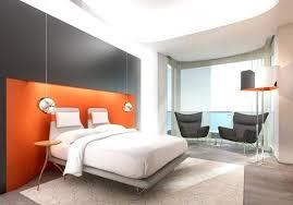 deco chambre orange deco chambre orange chambre moderne et design daccorace avec du