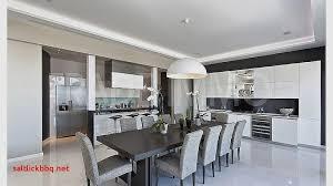 cuisine salon salle à manger salon salle a manger cuisine ouverte moderne inspirational idee