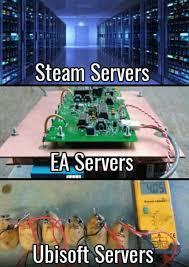 Server Meme - ubisoft servers eurokeks meme stock exchange