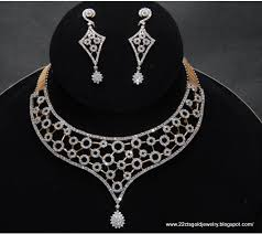 light diamond necklace images Gold jewellery designs diamond necklace designs jpg