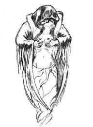 kissing death sketch copy by ashe kai on deviantart