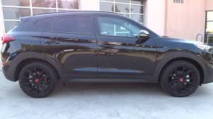 hyundai tucson night black hyundai tucson in california for sale used cars on