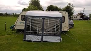 Quest Sandringham Awning Quest Elite Blenheim Awning Size 15 With Annex Posot Class