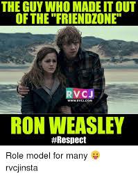 Friendship Zone Meme - the guy who made itout of the friendzone rv cj www rvcjcom ron