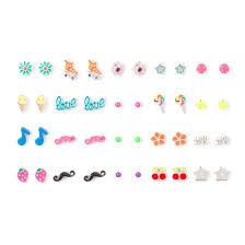 jojo earrings bright sweet shop stud earrings s us