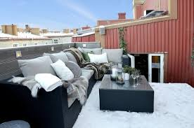 scandinavian balcony and terrace designs and furniture founterior